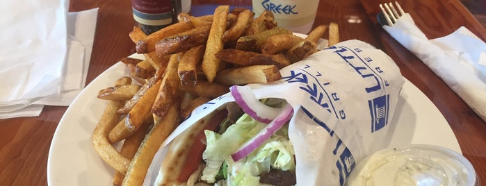 Little Greek Fresh Grill is one of Mikeさんのお気に入りスポット.
