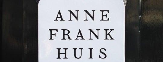 アンネ・フランクの家 is one of Museumnacht Amsterdam 2013.