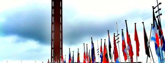 Olympisch Stadion is one of 'Stadium Talk'....