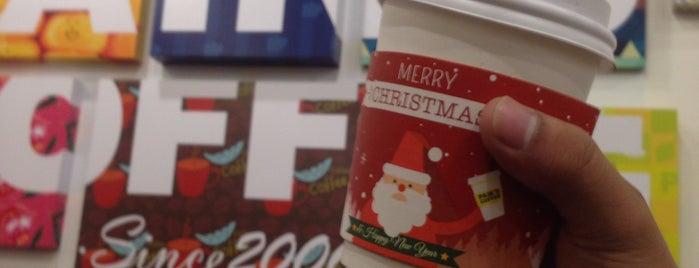 빽다방 (PAIK'S COFFEE) is one of Cafe part.4.