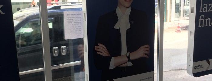 QNB Finansbank is one of Lieux qui ont plu à Gizem 👑.