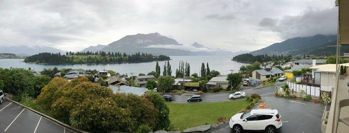 Earnslaw Lodge is one of South Island Roadtrip.