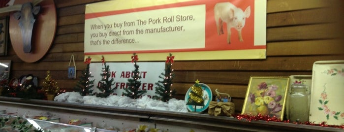 The Pork Roll Store is one of INSAHD! Been There, Done That (NJ).