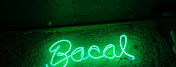Bacal is one of Por ir.