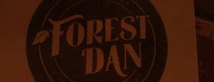 Forest Dan is one of food.