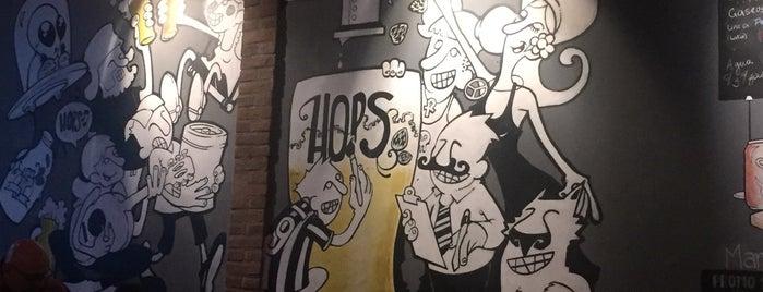 Hops - Cerveza artesanal is one of Lo que hacer en Buenos Aires.