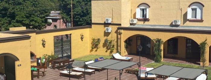 Hotel y Spa San Carlos is one of Lugares favoritos de Héctor.