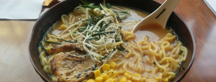 Tanuki Ramen is one of Posti che sono piaciuti a Julio D..