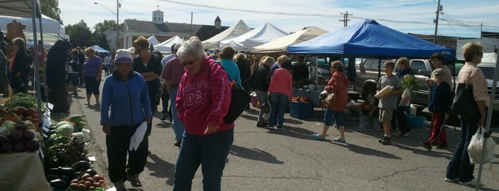 Sturgeon Bay Farmers Market is one of Where I've been.