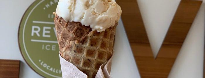 Revival Ice Cream is one of Monterey — the goods.