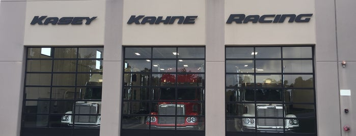 Kasey Kahne Racing is one of Trips south.