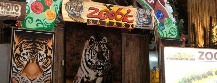 Zoobic Safari is one of Must Visit in Olongapo City - #visitUS.