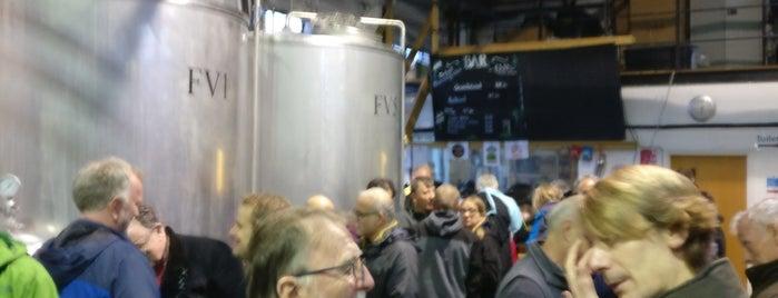 Twickenham Fine Ales is one of Pubs - Brewpubs & Breweries.