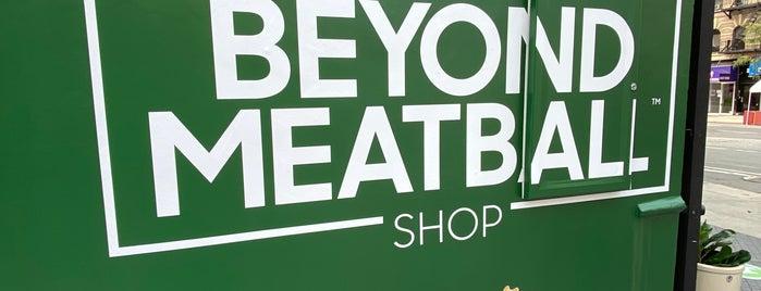 The Meatball Shop is one of Erik : понравившиеся места.