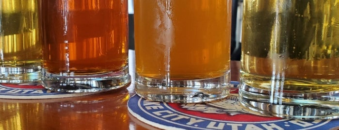 Fisher Brewing is one of Utah.