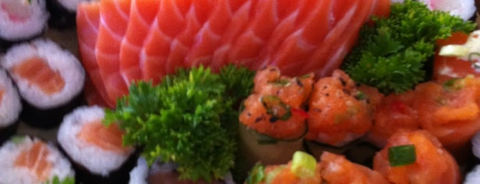 Kasato Sushi is one of Tempat yang Disimpan Juliana.