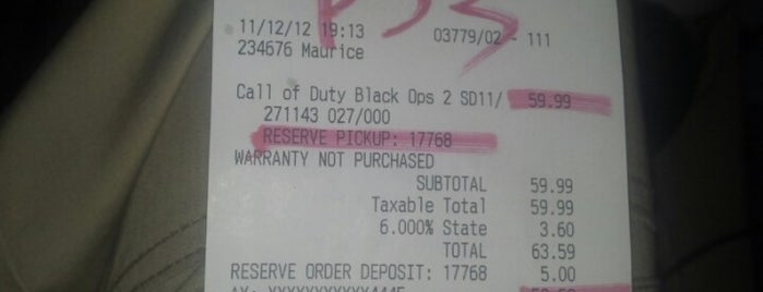 GameStop is one of The Chad.