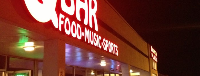 Q Sports Bar & Grill is one of Illinois' Music Venues.