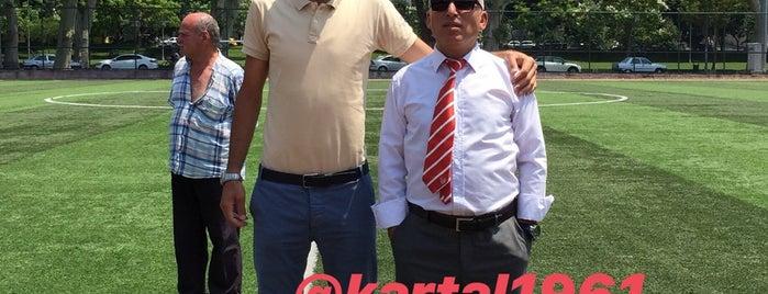 Ortaçeşme Stadı is one of Meltem : понравившиеся места.