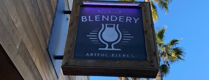 Beachwood Blendery is one of Los Angeles.