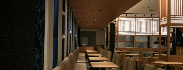 88 Shokudo Nippon is one of Huang : понравившиеся места.