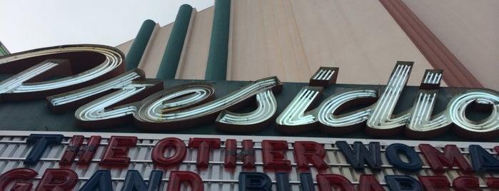 Presidio Theater is one of Gunnar 님이 좋아한 장소.