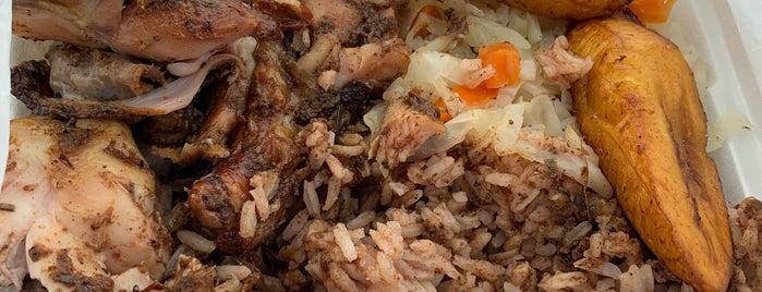 Aunty Joy's Jamaican Kitchen is one of Fried Chicken.