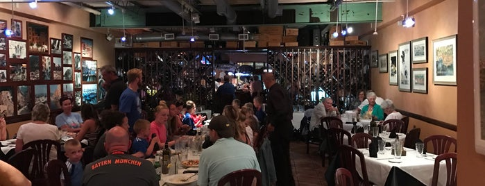 15 South Ristorante is one of DRINKING in SRQ.