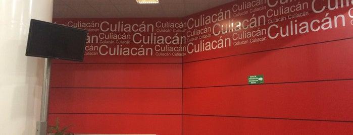Aeropuerto Internacional de Culiacán (CUL) is one of Orte, die Omar gefallen.