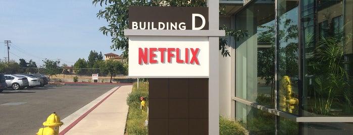 Netflix, Inc. is one of Orte, die Omar gefallen.