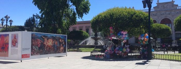 Plaza de Armas is one of Orte, die Omar gefallen.