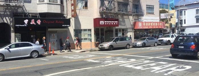 Chinatown is one of Orte, die Omar gefallen.