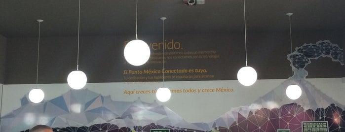 Punto México Conectado is one of Orte, die Omar gefallen.