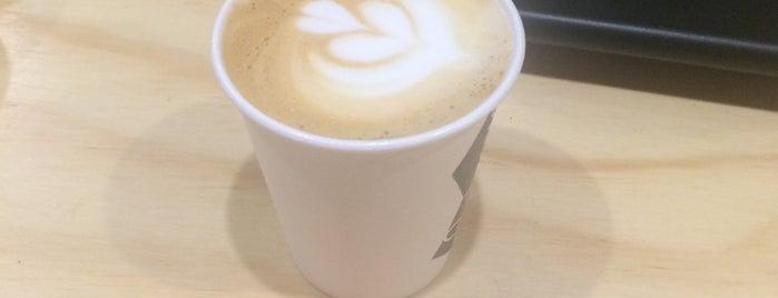 Brown Caffeine Lab is one of Orte, die Omar gefallen.
