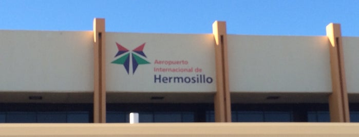 Aeropuerto Internacional De Hermosillo (Gral. Ignacio L. Pesqueira) is one of Orte, die Omar gefallen.