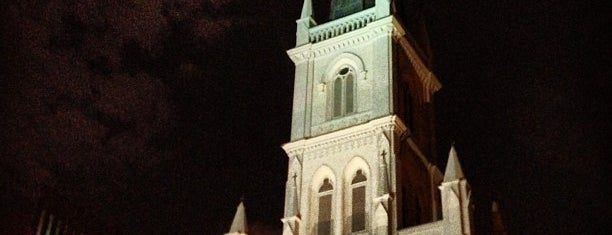 Chijmes is one of Lugares favoritos de Ian.