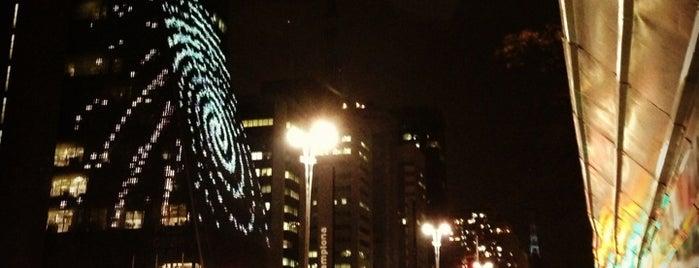 Avenida Paulista is one of Programa A2 ;).
