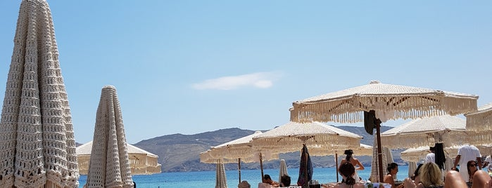 Brian's Mykonos Recommendations