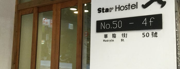 Star Hostel Taipei Main Station is one of Taipei.