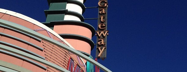 The Gateway Megaplex 12 is one of Salt Lake City.