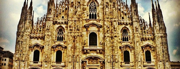 Duomo di Milano is one of Italia.