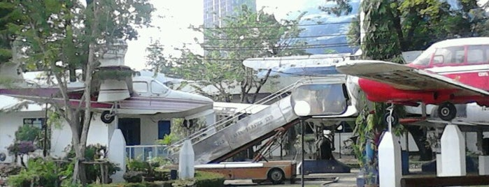 Bangkok Planetarium is one of Chain 님이 좋아한 장소.