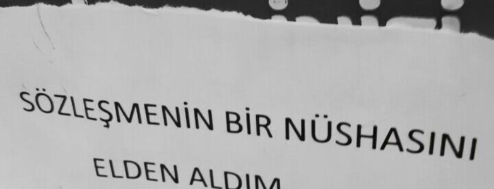 Yapi Kredi Hadimkoy is one of Murat'ın Beğendiği Mekanlar.