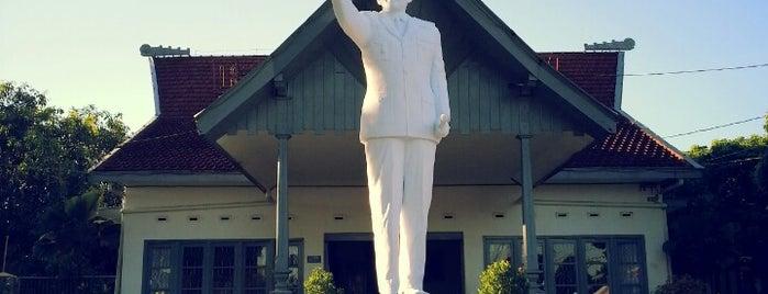Istana Gebang is one of Museum In Indonesia.