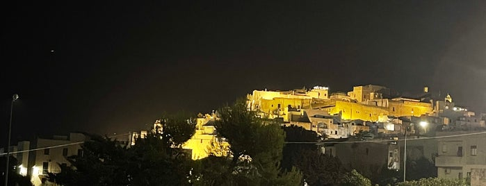 Ostuni is one of Italy.