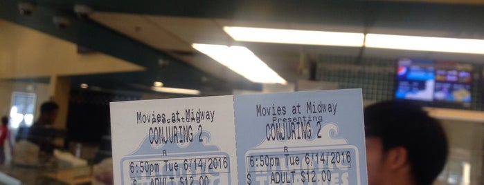 Midway Movie Theater is one of Jen Randall on the Eastern Shore.