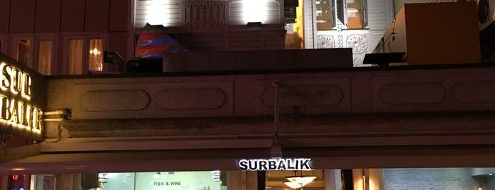 Sur Balık is one of İSTANBUL GURME MEKANLAR.