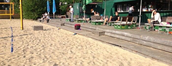 Beach 61 is one of Berlin.