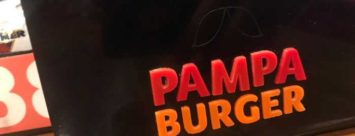 Pampa Burguer is one of 🇧🇷 PoA.