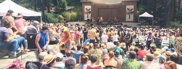 Stern Grove Festival is one of Yuri'nin Beğendiği Mekanlar.